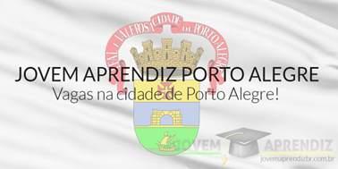 Jovem Aprendiz Porto Alegre: Inscrições abertas