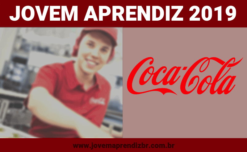 Jovem Aprendiz Coca-Cola 2019