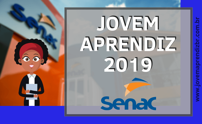 Jovem Aprendiz SENAC 2019