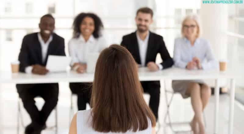 O que esperar na entrevista de primeiro emprego