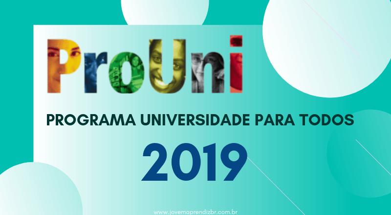 Prouni 2019