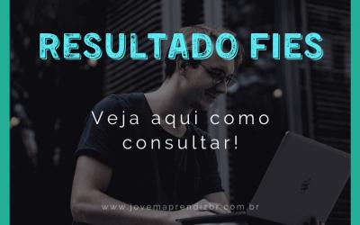 Resultado FIES Divulgado – Veja Como Consultar!