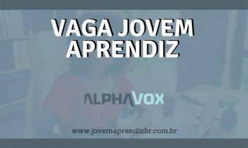 Vaga Jovem Aprendiz Alphavox