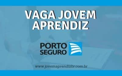 Vaga Jovem Aprendiz Porto Seguro