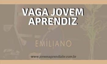 Vaga Jovem Aprendiz Hotel Emiliano