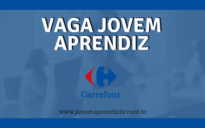 Vaga Jovem Aprendiz Carrefour